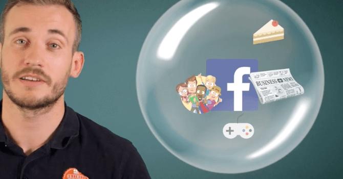 facebook bubble