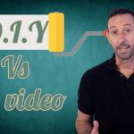 diy vs pro video