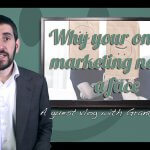 Why your online marketing needs a face – With Grant Leboff