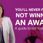a guide to not losing awards again