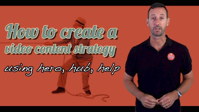 how to create a video content strategy using hero hub help