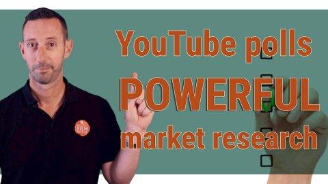 YouTube polls