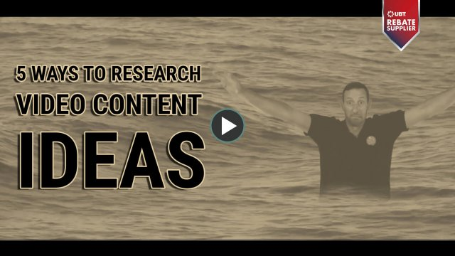 5 ways to research video content ideas copy