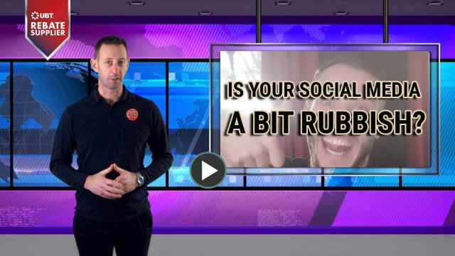 Is your social media a bit rubbish?
