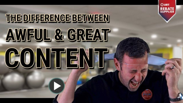 The difference between awful and great content