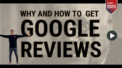 Why and how to get Google reviews