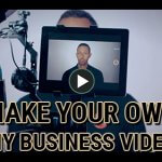 How to make DIY business video