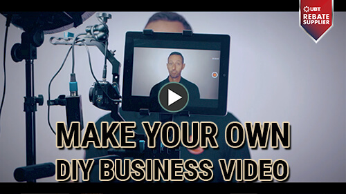 Smake your own diy business video