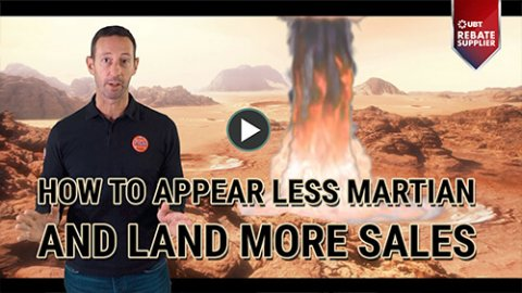 HOW TO LAND MORE SALES SMALL