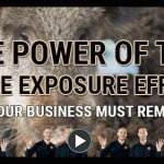 Why your business must remarket – The power of the Mere Exposure effect