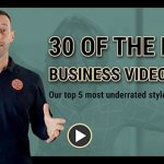 best business video ideas