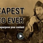 How to make the cheapest video ever – 10 ways to repurpose your content