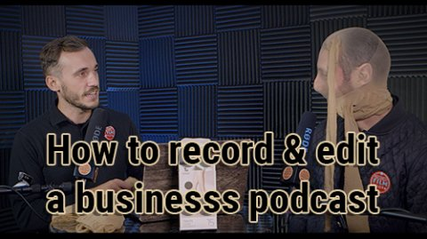 record business podcast