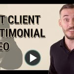 How to make the best customer testimonial video