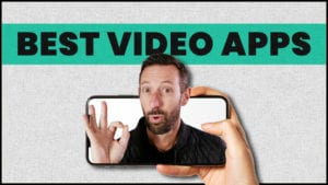 The best video apps