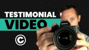 How to make a testimonial video