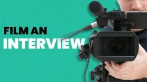 How to make an interview video