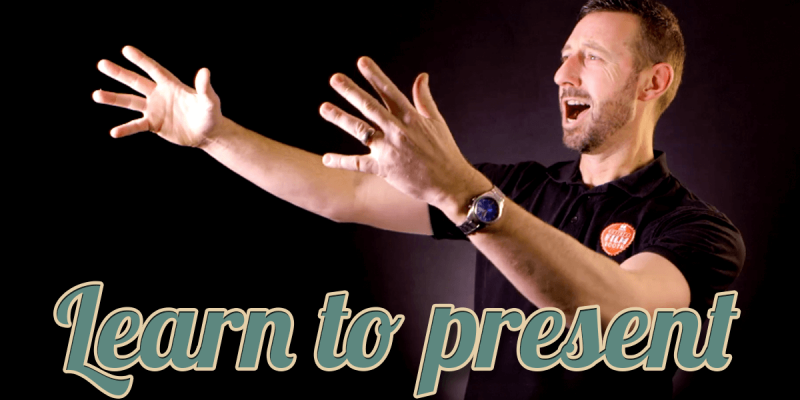 Learn to present in 7 days.