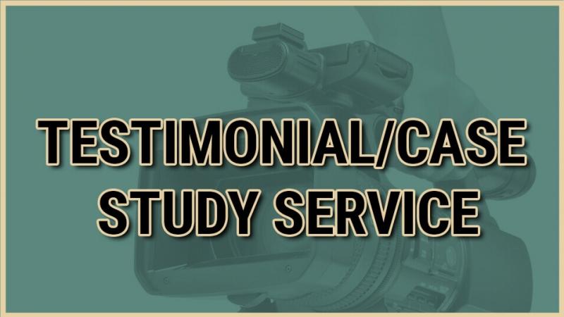 testimonial case study videos