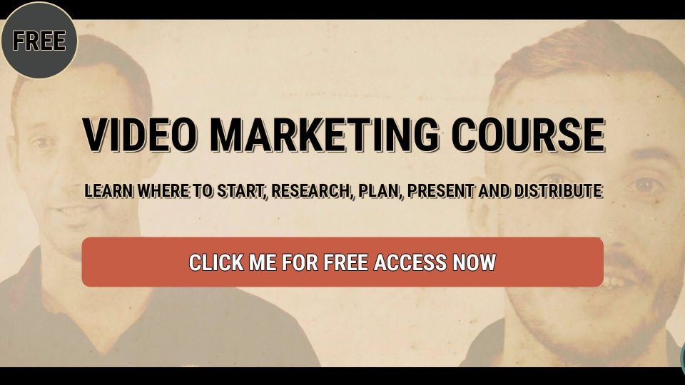 Free video marketing course