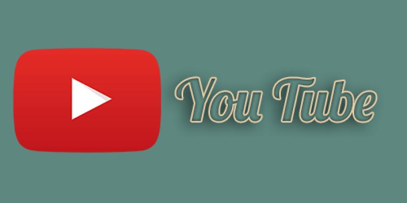 YouTube tutorials.